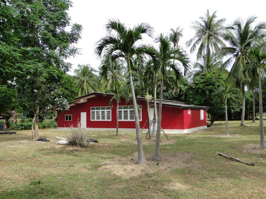 Samroiyod / Pranburi House Land 2,8 Rai = 4380 Sq.M.