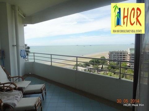 2 Bed/Bathroom Sea View Condo 120M2 for Rent