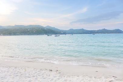 For sale land 20.800 m² on beach front Thong Nai Koh Phanga