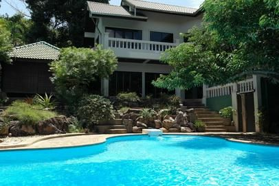 For rent 4 bedrooms pool villa Chaweng Koh Samui
