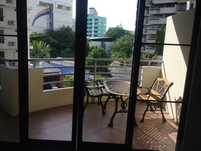 Quality 3Br FF Apartment For Rent Asoke