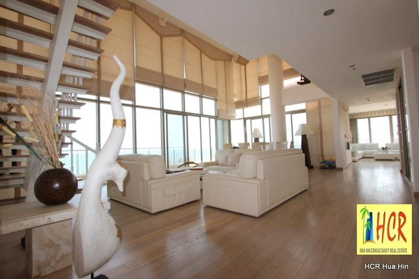 Stunning 4 bedroom sea view Exclusive Sale by HCR Hua Hin