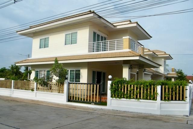 Rock solid furnished villa in Korat