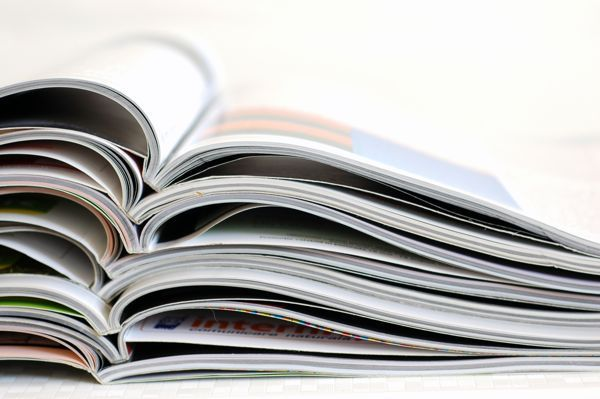 Bangkok Magazine Publication Sale