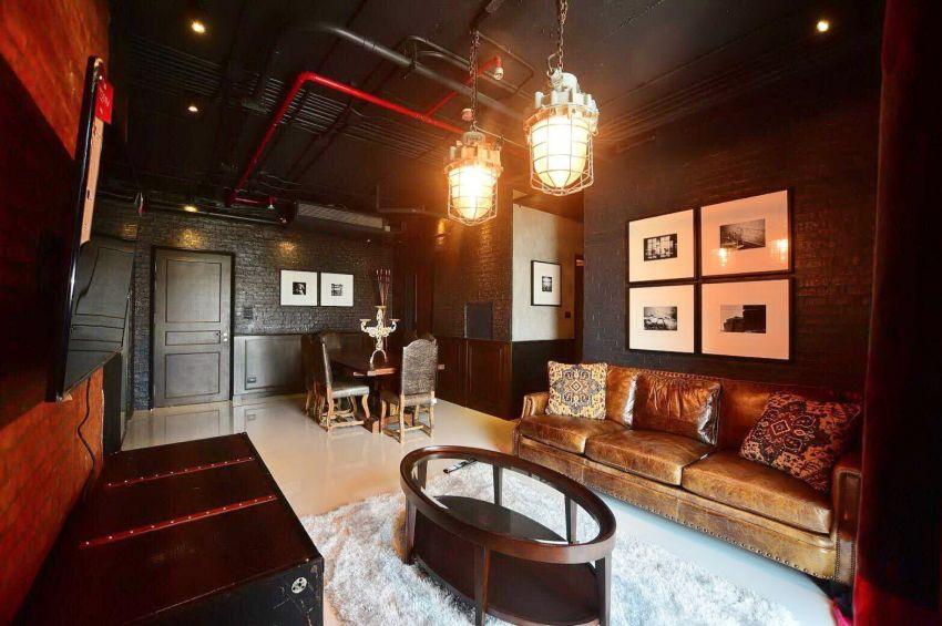 Aguston Loft Style 3 Bed Condo ฿27 Million
