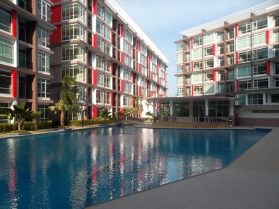 New Condo For Sale (easy Finance) CC Condominuim Soi Siam