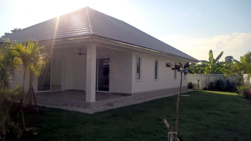 Bungalow, new building, good quality, nice location