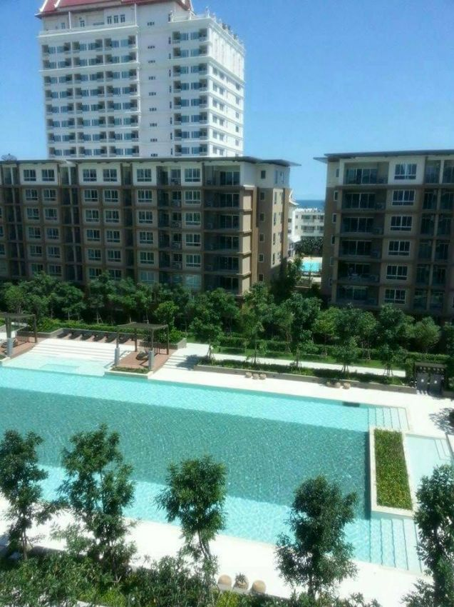 Fully Furnished Cha-am Beachside Condo