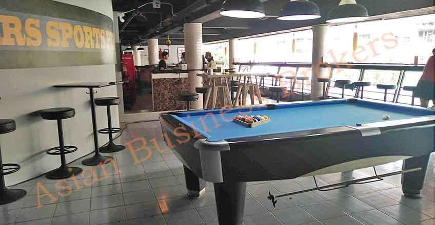 0123001 Large Established Profitable Sports Bar Bangkok
