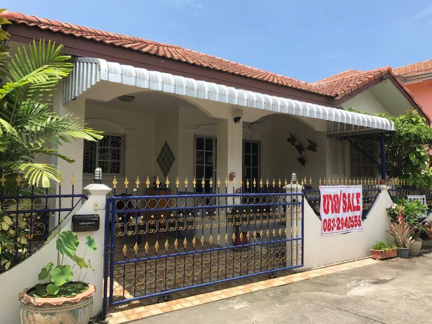 One story House in Wonderland Village - Central Pattaya
