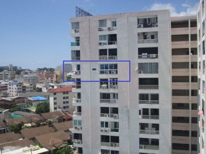 Pattaya South 9 Karat Penthouse for Sale