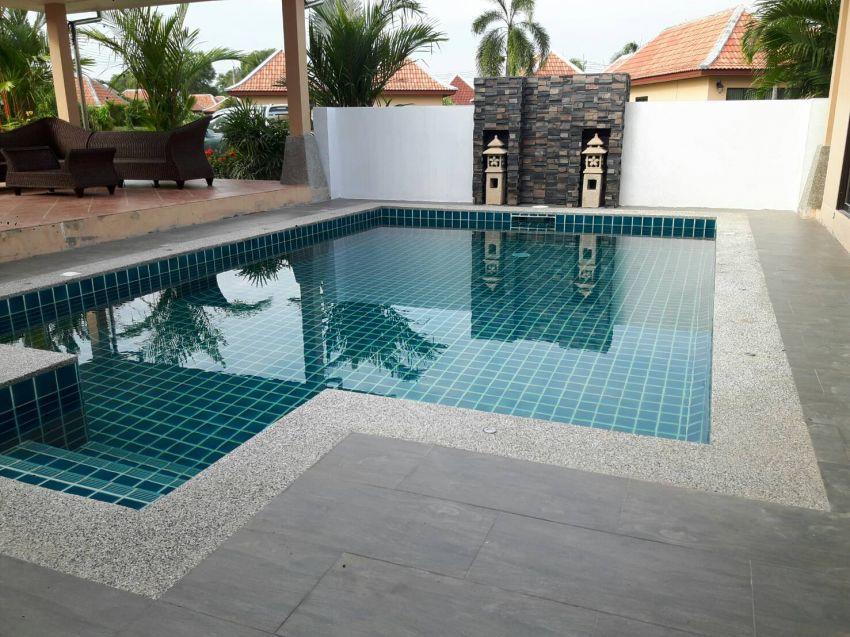 Swimming pools construction and repair pattaya swimming - Swimming pool maintenance services ...