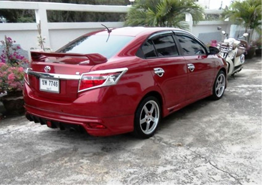 Toyota Vios For Sale