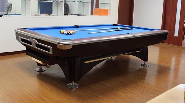 New 9ft tournament pool billiard table