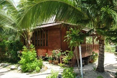 Beach house for longterm rent (1 bedroom, 1 bathroom)
