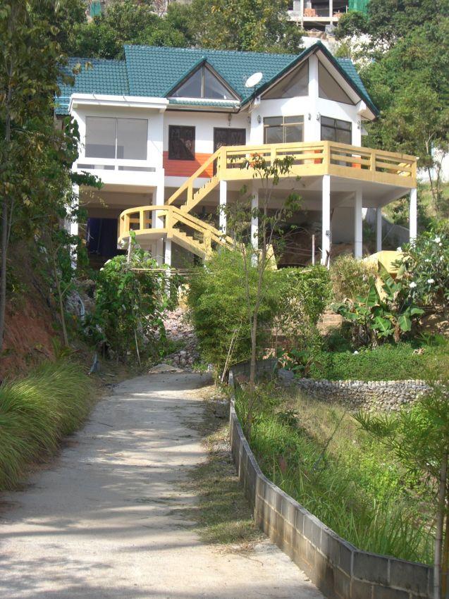 House for rent long term in Plai Laem Koh Samui