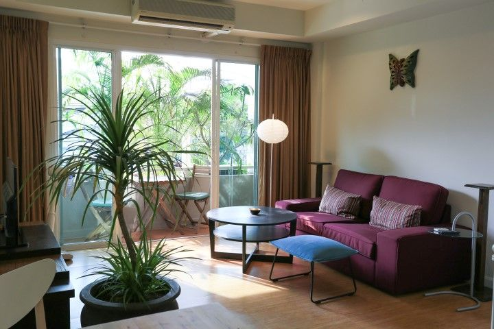 2 Apartments with Kitchen Center HuaHin 900 Day/10,900Month