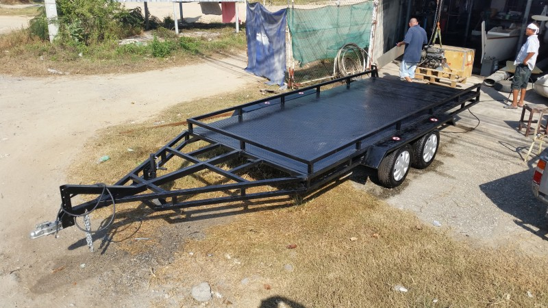 Big Trailer For Sale New Everything