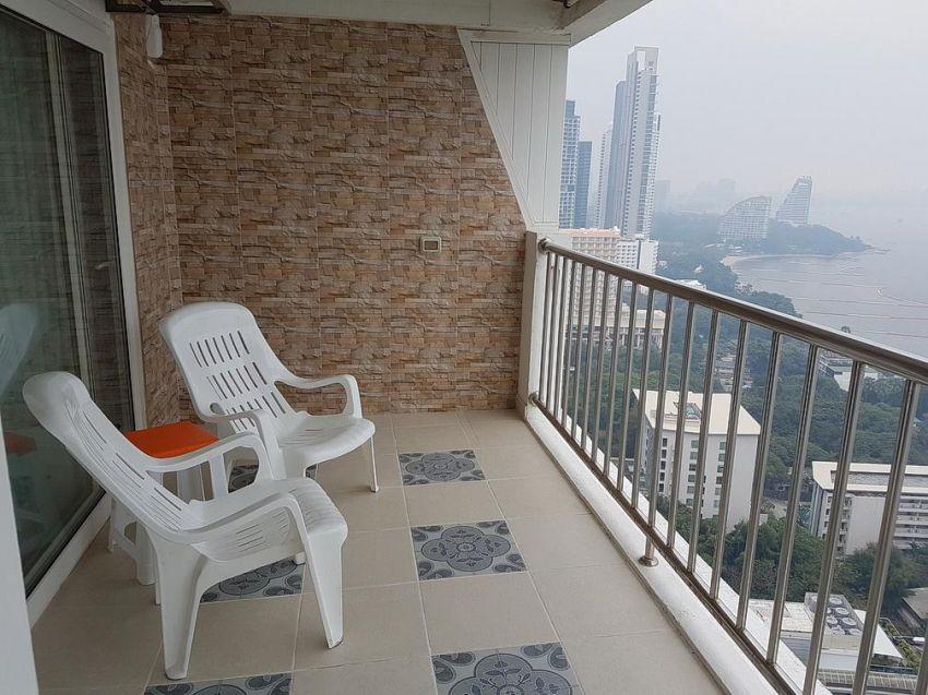 1 Bedroom for Rent. Wongamat. 25k