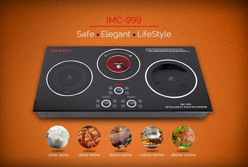Avanti intelligent master cooker, model IMC-999 for sale