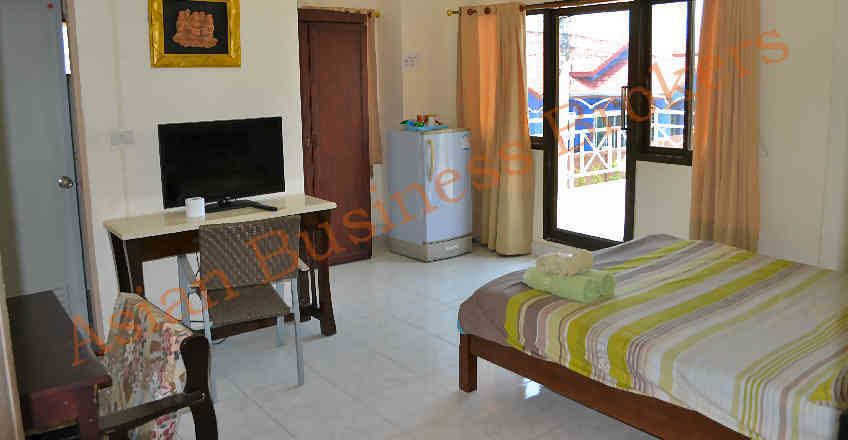 5007009 Large Freehold Hotel with Extras in Hua Hin