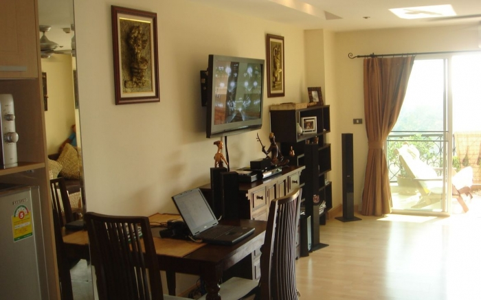 Large Lovely Studio 52 M² For Sale.Only 36 000 thb /Per Sq. M