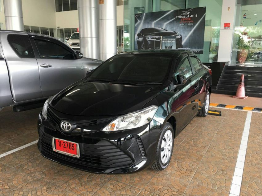 For Rent Brand New Vios 499 Baht per day *if