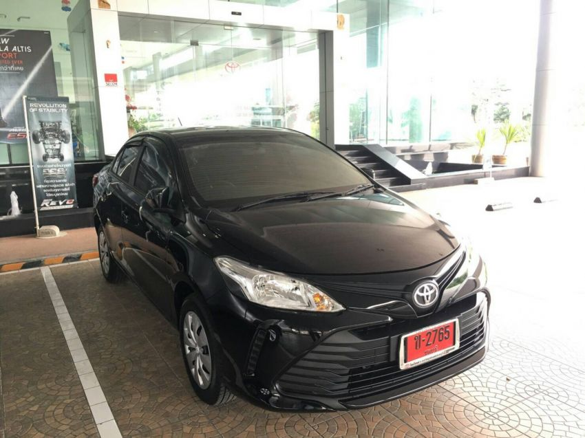 For Rent New Vios 399 Baht per day *if