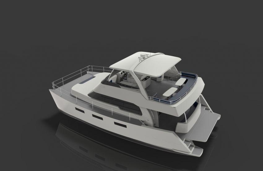 FL45 Power Catamaran. Brand new for an Unbeatable Price