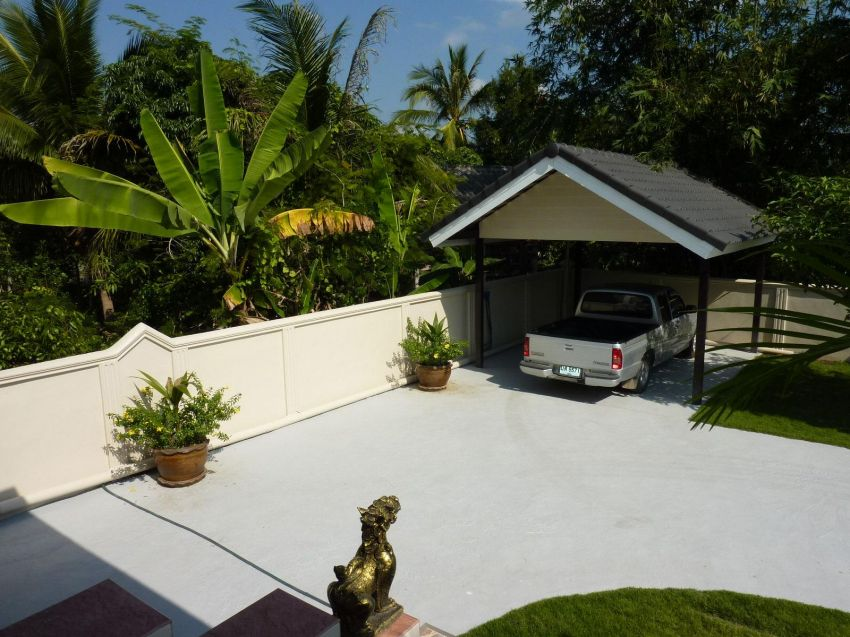 2-Storey Western Style House for Sale! 3.5Mio Baht (or Best Offer!)