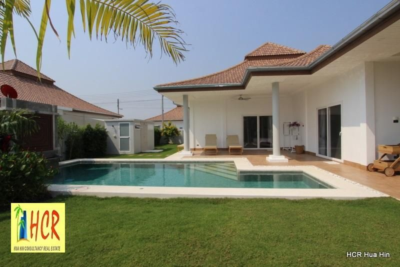 Beautiful New Pool Villa for Sale and Rent
