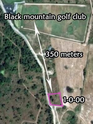 Sale plot 1 rai Black mountain Hua Hin