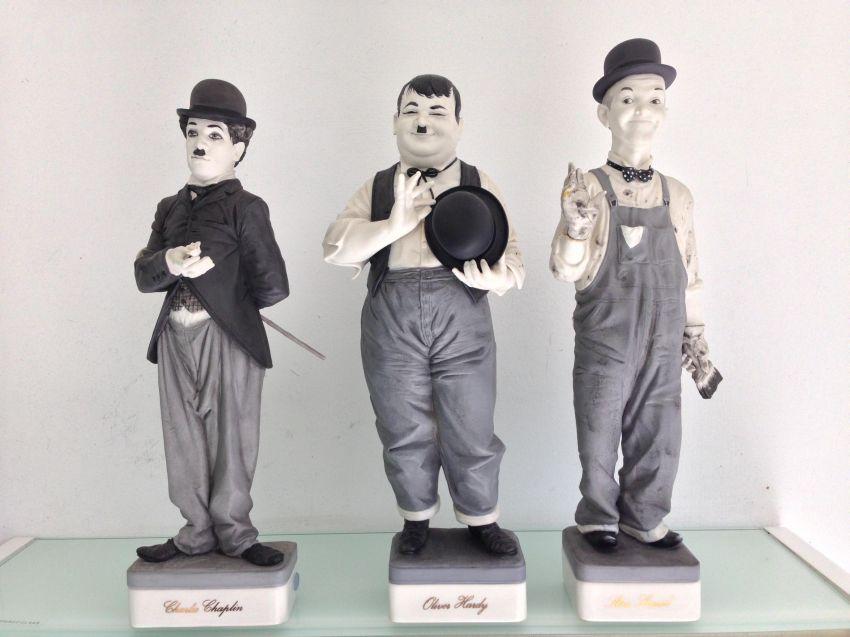 Algora Porcelain Figures