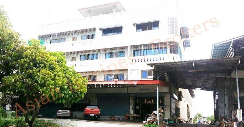 0125001 Warehousing Complex near Suvarnabhumi