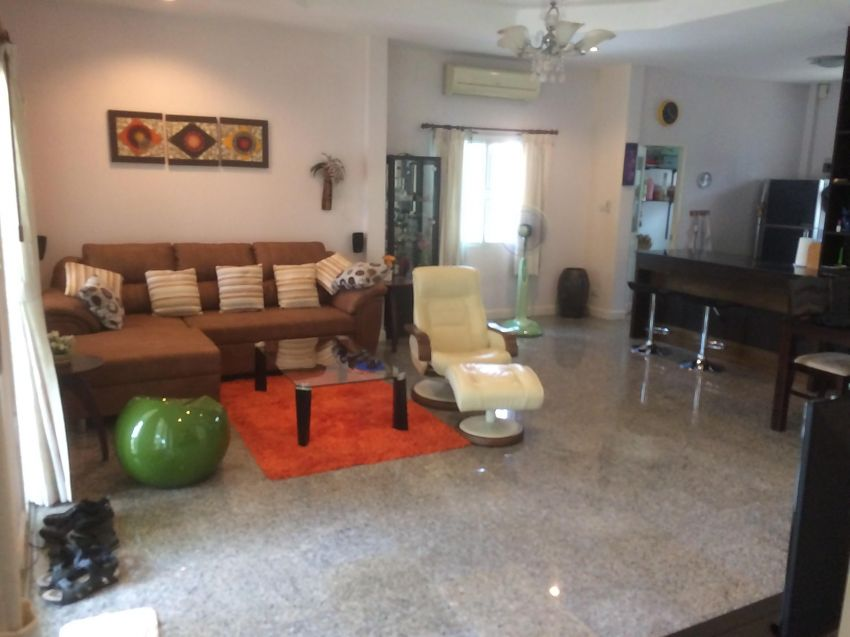 Nice Well Equiped House 2 Bd.rooms