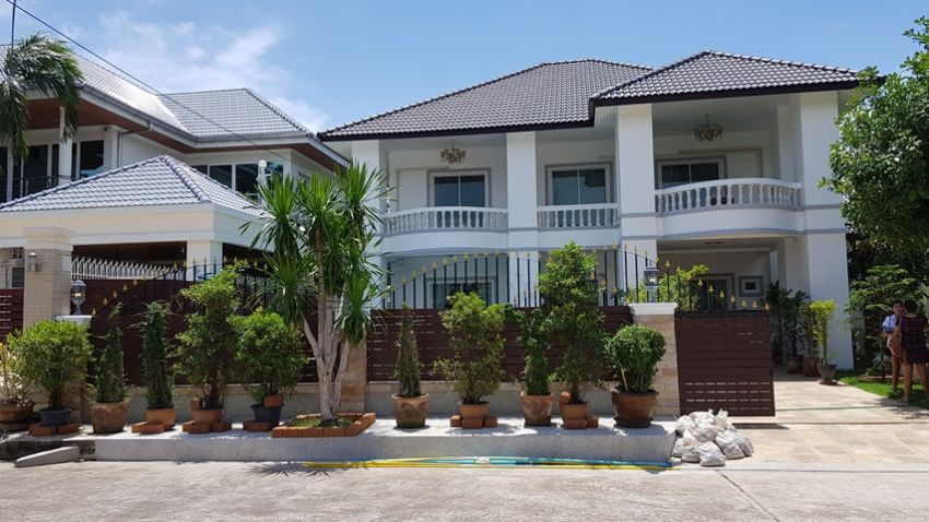 South Pattaya House for Rent 5 bed