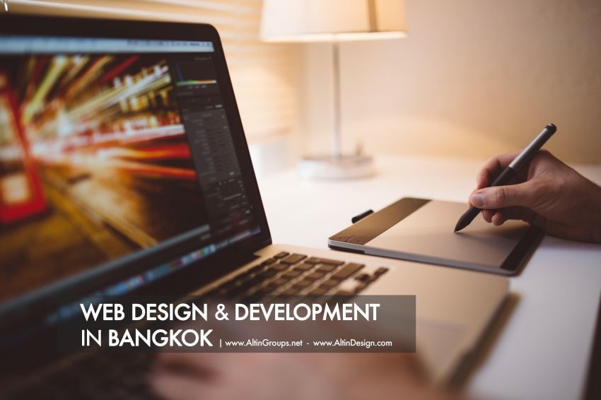 Web Design & Development in Bangkok