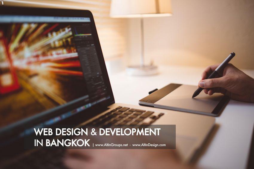 Web Design & Development in Bangkok