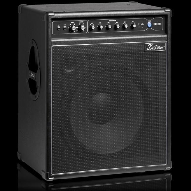 Kustom KBX 200 Bass Amplifier Price Down