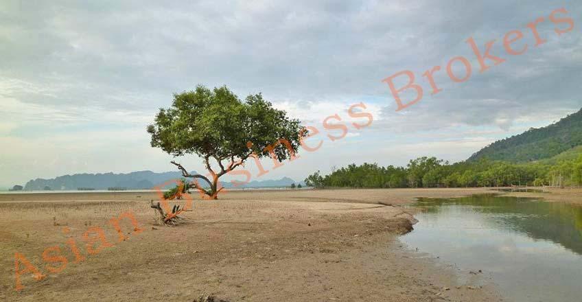 1801003 Land in Krabi for Rent