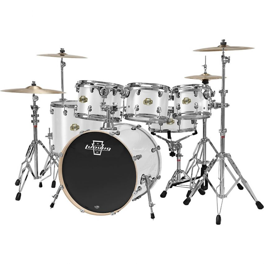 Ludwig Element Professional Drumset