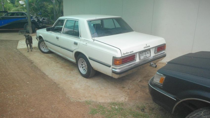 Classic Toyota Crown