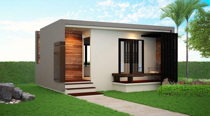 We make Knockdown- Mobile House Modern Style
