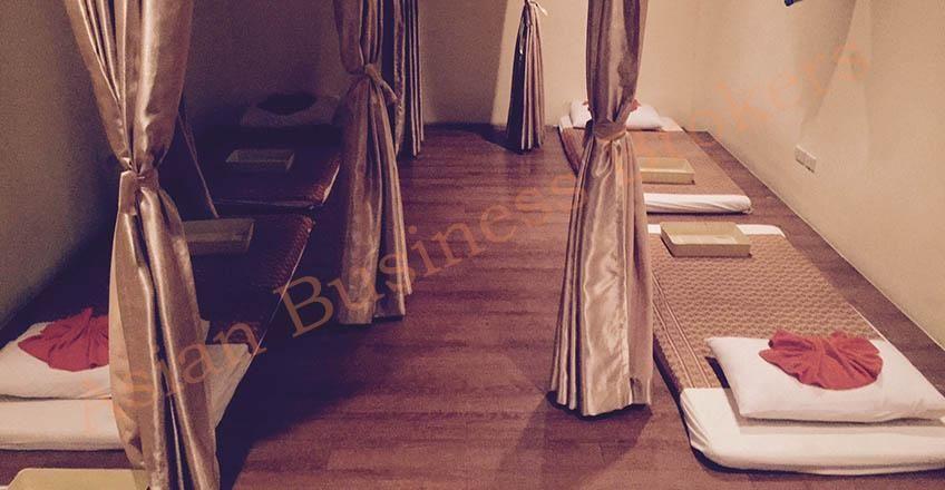 1202051 Massage 4 floors for Sale Pattaya, Thailand