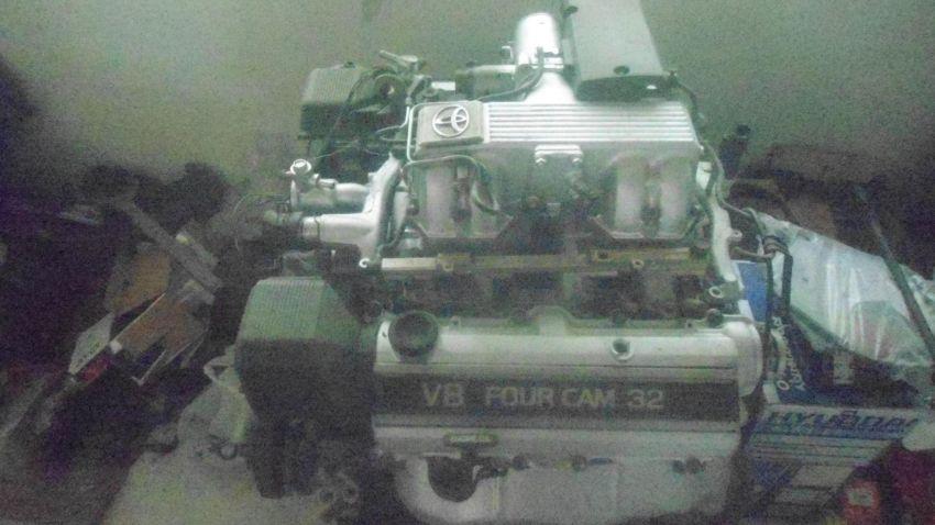 V8 Engine 1UZ-FE Toyota