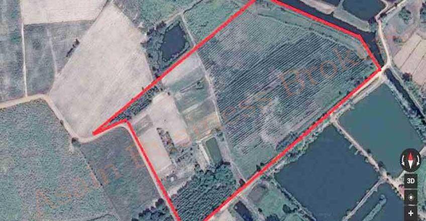 1207001 48.2 Rai of Land for Sale Chonburi