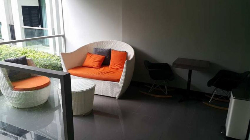 A Brand New Studio For Rent at Central Pattaya 9,999 THB