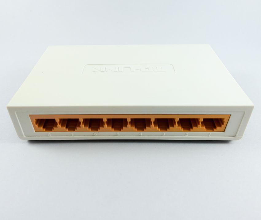 TP-Link 8-port 10/100Mbps Desktop Network Switch