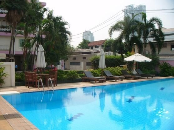 3Br FF Big Apart 4 Rent Phrom Phong area