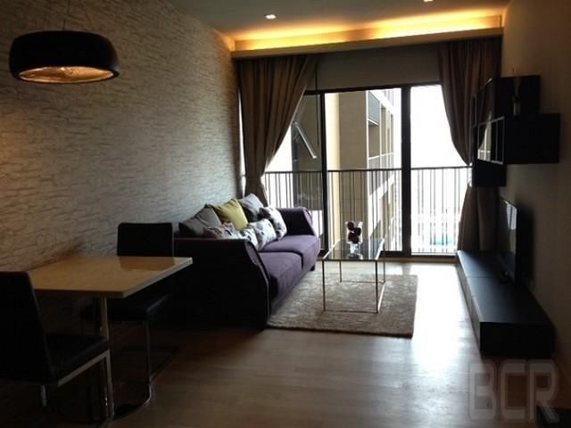 Noble Refine Luxury Condo Spacious 1 Bedroom Unit for Rent - Hot Price